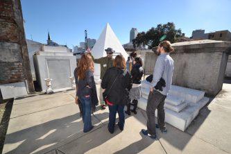 David Reichard tour guide New Orleans